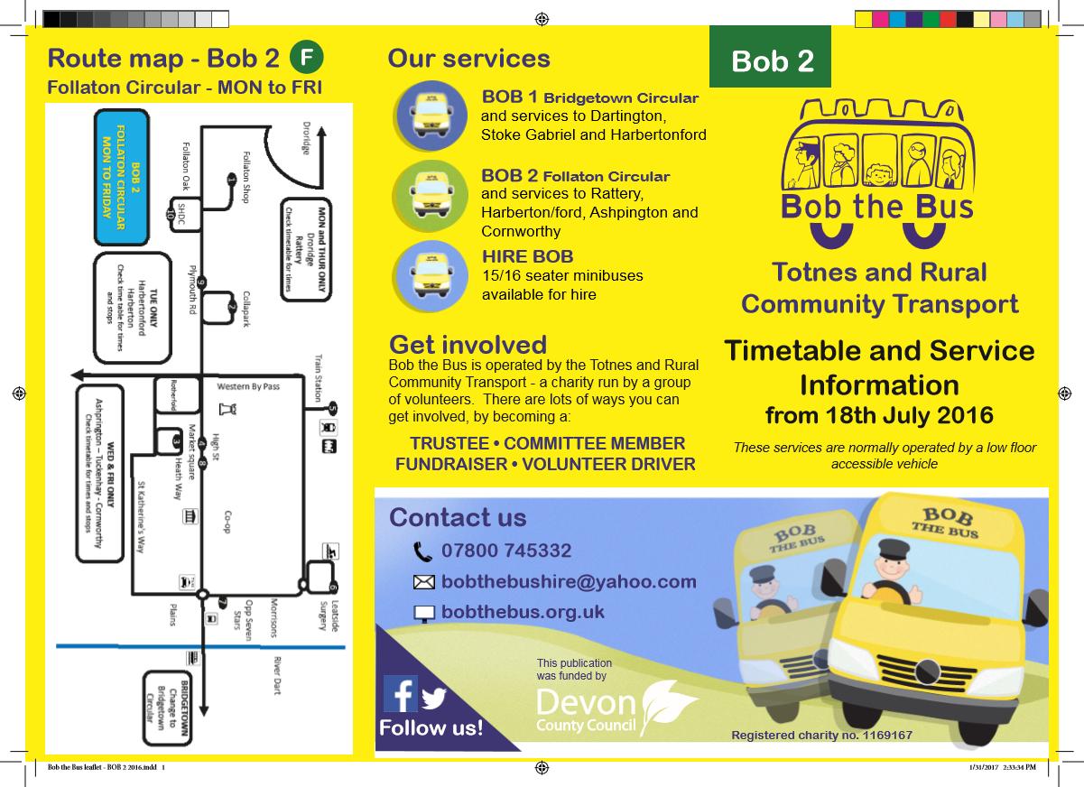 Bob 2 map current